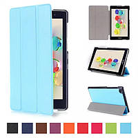 Чехол Slim Smart Cover для Asus ZenPad C 7 Z170C Z170CG Z170MG 7.0 Blue (Голубой)