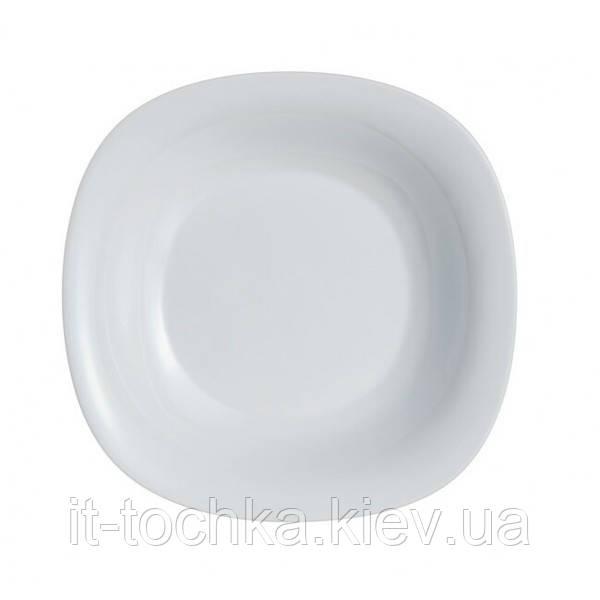 Тарілка столова суповая luminarc carine granit 21 см (n6612)