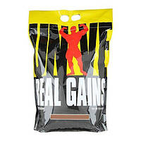 Гейнер Universal Real Gains, 4.8 кг Ваниль