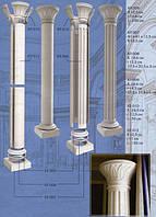 Изготавливаем любые колонны и капители