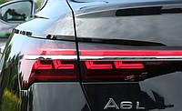 Задні ліхтарі лід Audi A6 C8 2018+ р. в.