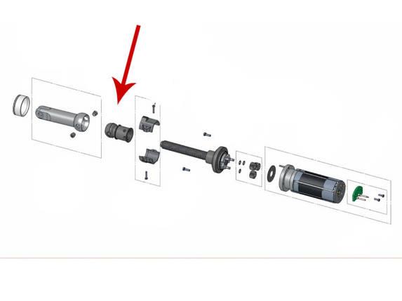 Змінна деталь Felco 820/32 (гайка-підшипник до Фелкотроніка 820, 822), фото 2