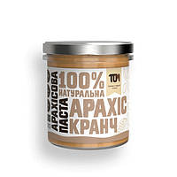 Заменитель питания MasloTom арахисовая паста кранч, 300 грамм - стекло