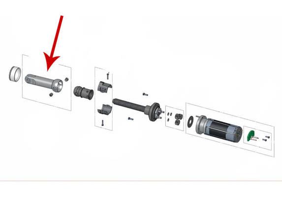 Змінна деталь Felco 820/12 (робочий шток до Фелкотроніка 820, 822), фото 2