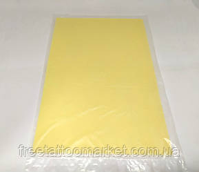 Искусственная кожа для практики А5 силиконовая (толщина 3мм) AVA