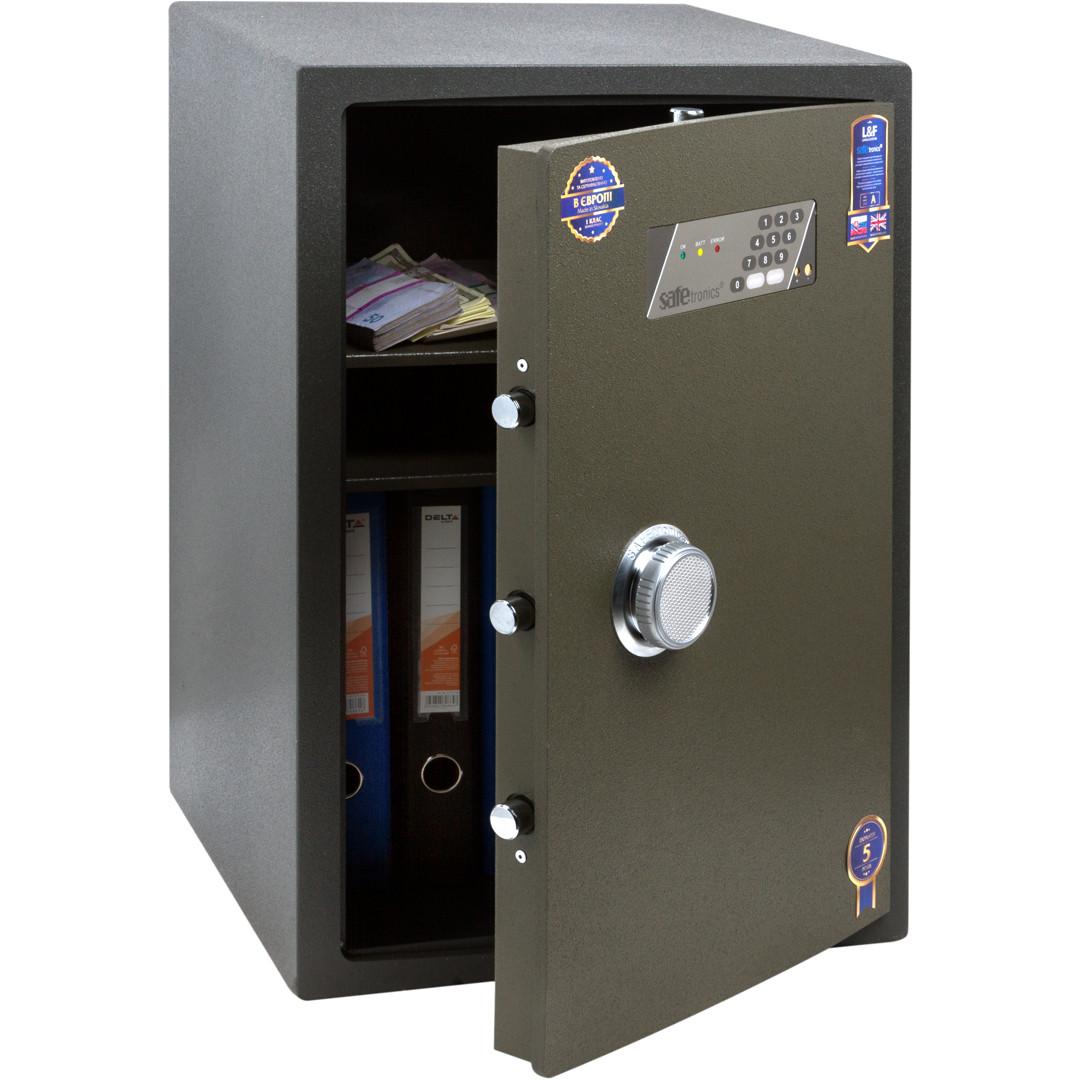 Взломостойкий сейф Safetronics NTR 61E