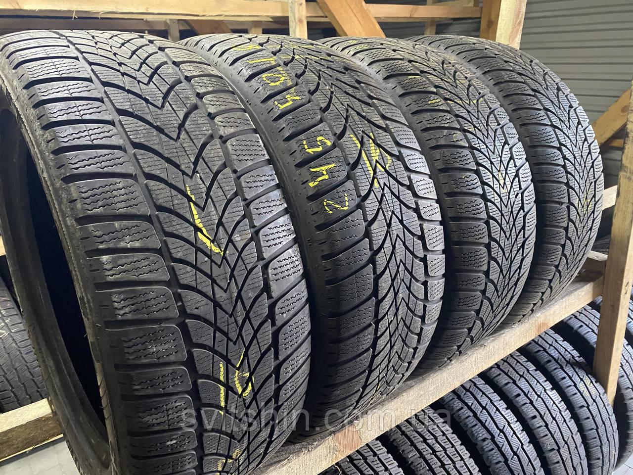 Шини бу зима 245/50R18 Dunlop Sport 4D Комплект