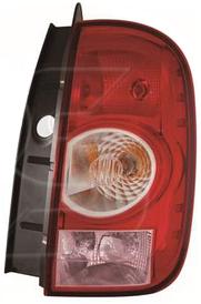 Фонарь задний правый (тип 2010-15) для Renault Duster 2010-18
