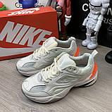 Nike M2K Tekno Phantom/Grey-Matte Silver, фото 2