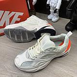 Nike M2K Tekno Phantom/Grey-Matte Silver, фото 4