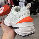 Nike M2K Tekno Phantom/Grey-Matte Silver, фото 8