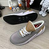 Adidas Sharks Brown Grey White, фото 4