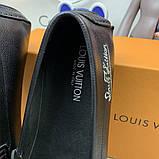 Мокасины Louis Vuitton Monte Carlo Black, фото 8