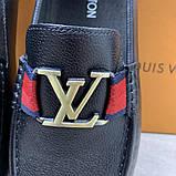 Мокасины Louis Vuitton Monte Carlo Black, фото 9