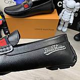 Мокасины Louis Vuitton Monte Carlo Black, фото 10
