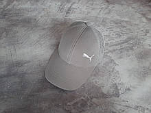 Серая кепка Puma (Пума)