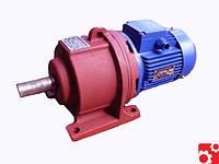 Мотор редуктор 3МП-31,5 2 ступени 71 об/мин, фото 1
