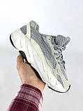 Adidas Yeezy 700 v2 static Grey, фото 4