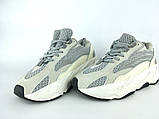 Adidas Yeezy 700 v2 static Grey, фото 8
