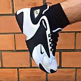 Nike Zoom 2K White/Black, фото 6