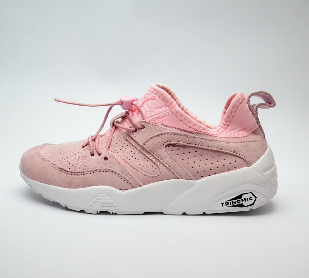 Puma Soft Pink Trinomic