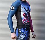 Рашгард Marvel, фото 2