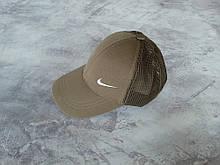 Оливковая (хаки) кепка Nike
