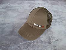 Оливковая (хаки) кепка Reebok