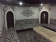 Реализованный проект хамама с водяным обогревом