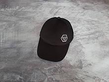 Черная кепка Philipp Plein (Филипп Плейн)