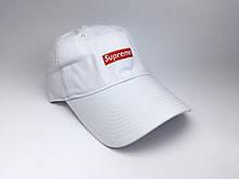 Кепка Supreme White