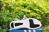 Кроссовки Adidas Yeezy white, фото 3
