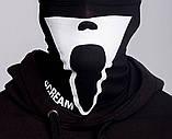 Защитная маска Бафф FDR Scream Black, фото 2