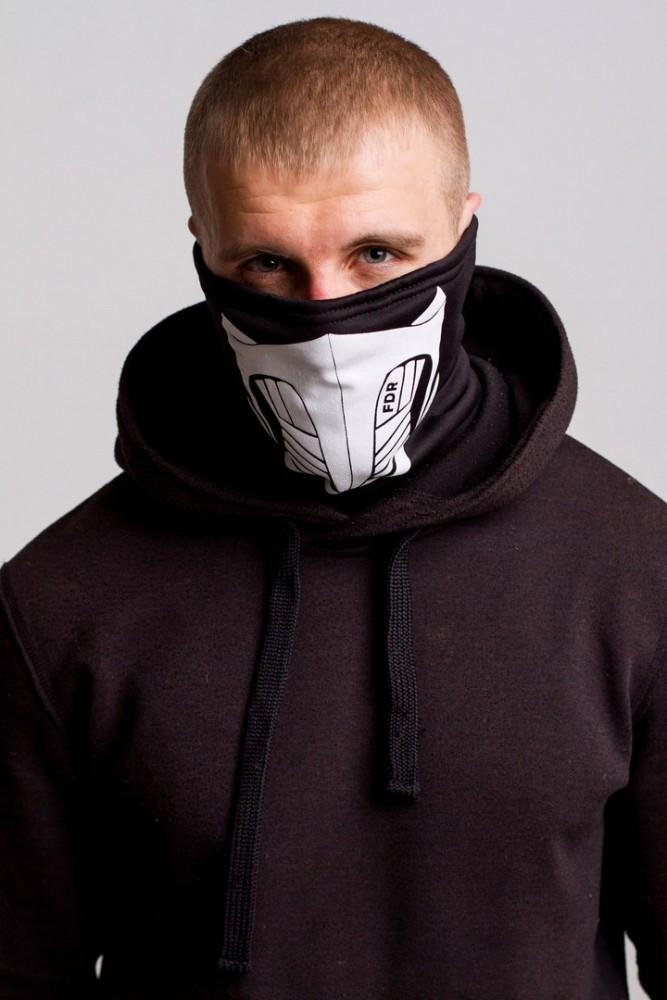 Защитная маска Бафф FDR Scorpion Black
