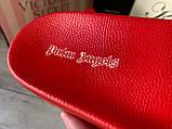 Palm Angels Sliders Logo Red, фото 6