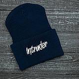 """Комплект """" Intruder """" синяя big logo+ ключница в подарок, фото 2"""