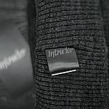 """Шапка """" Intruder """" серая big logo, фото 2"""