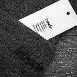 "Шапка "" Intruder "" серая small logo, фото 2"