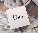 Женский ремень Dior пряжка бронза черный, фото 5