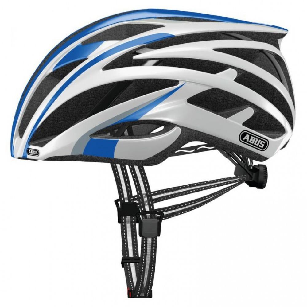 Шолом велосипедний ABUS Tec-tical Pro v.2 M 52-58 Race Blue 136993