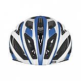 Шолом велосипедний ABUS Tec-tical Pro v.2 M 52-58 Race Blue 136993, фото 3