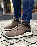 Мужские Ботинки Хорошо Хаки Зима, фото 2