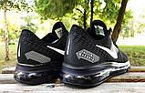 Кроссовки Nike Airmax 2019 black, фото 3