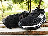 Кроссовки Nike Airmax 2019 black, фото 6