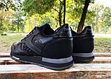 Кросівки Reebok classic black, фото 2