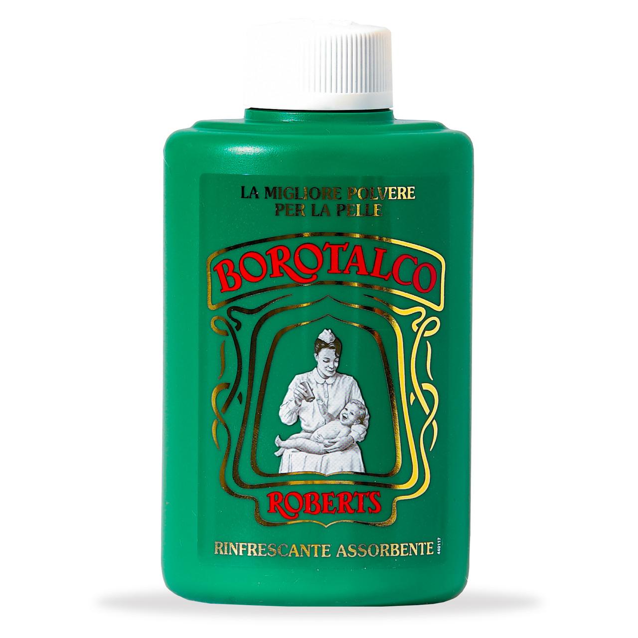 Тальк Borotalco Talcum Powder Refreshing Absorbing 200г