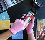 Перчатки iGlove pink, фото 3