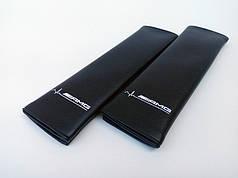 Подушки накладки на ремень безопасности  00304