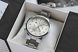 Мужские часы Armani в коробке silver, фото 4