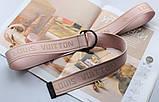 Тренд сезона тканевый ремень Louis Vuitton Rose, фото 5